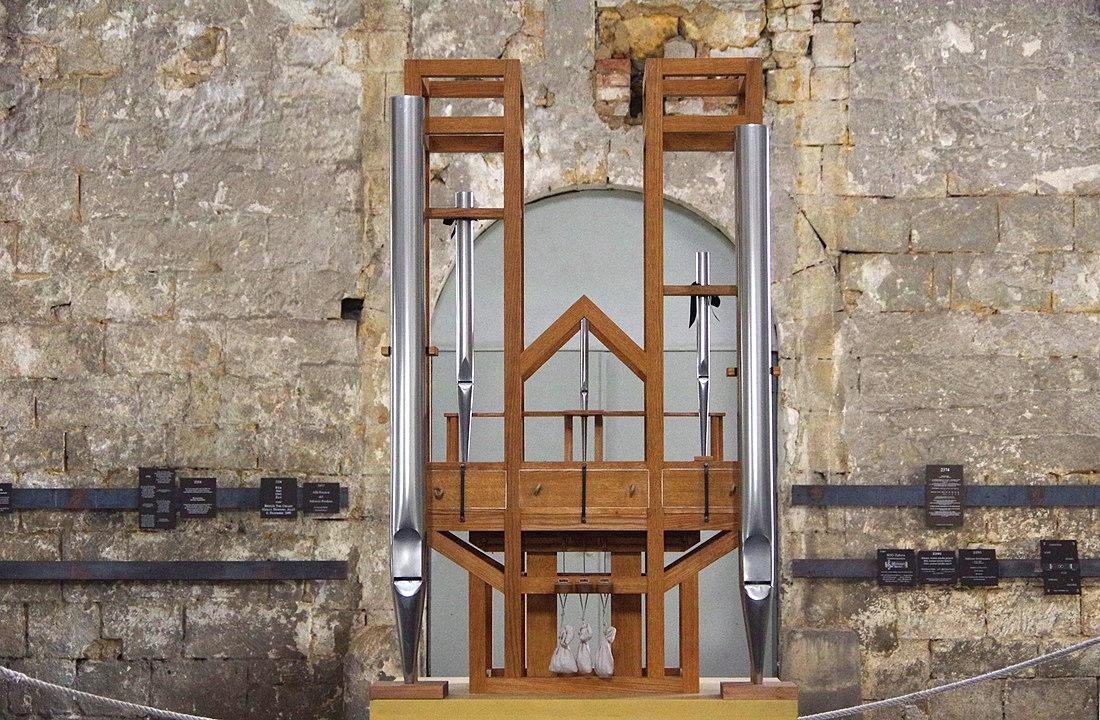Das John-Cage-Orgelprojekt  Halberstadt