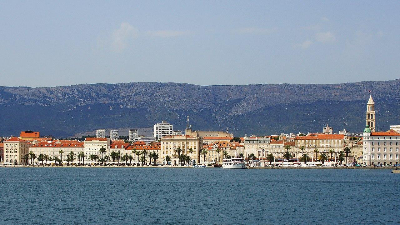 Split – zweitgrößte Stadt Kroatiens