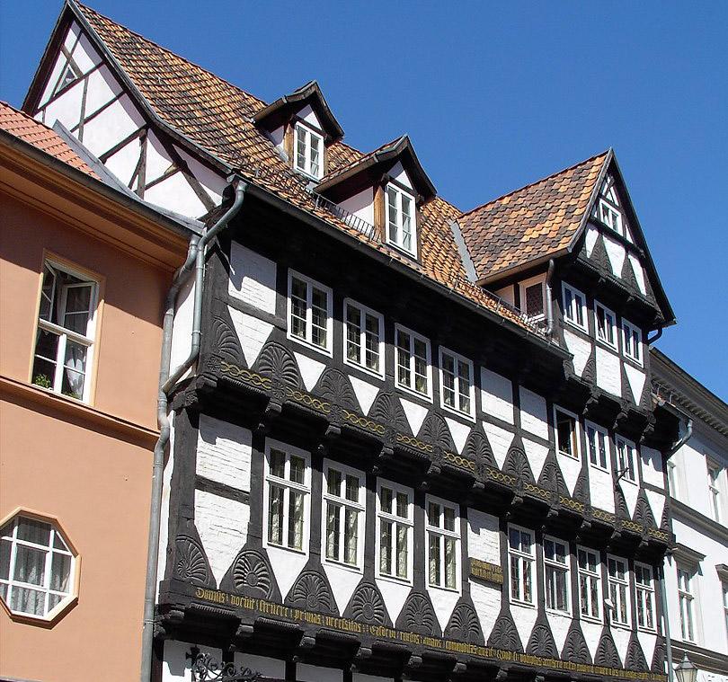 Historisches Quedlinburg