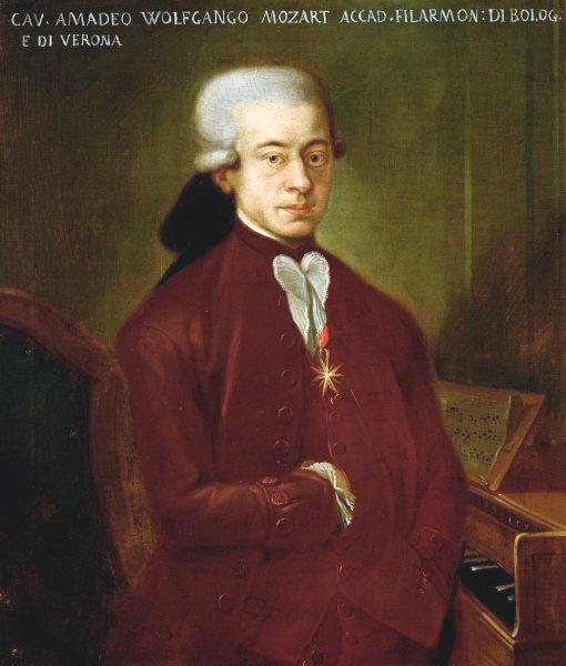 Auf den Spuren Mozarts durch Oberitalien