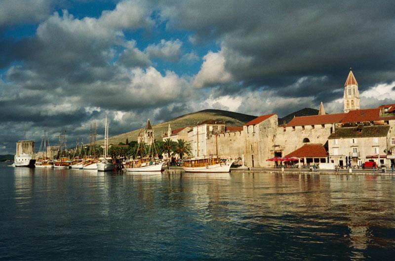 Trogir – im herzen Dalmatiens