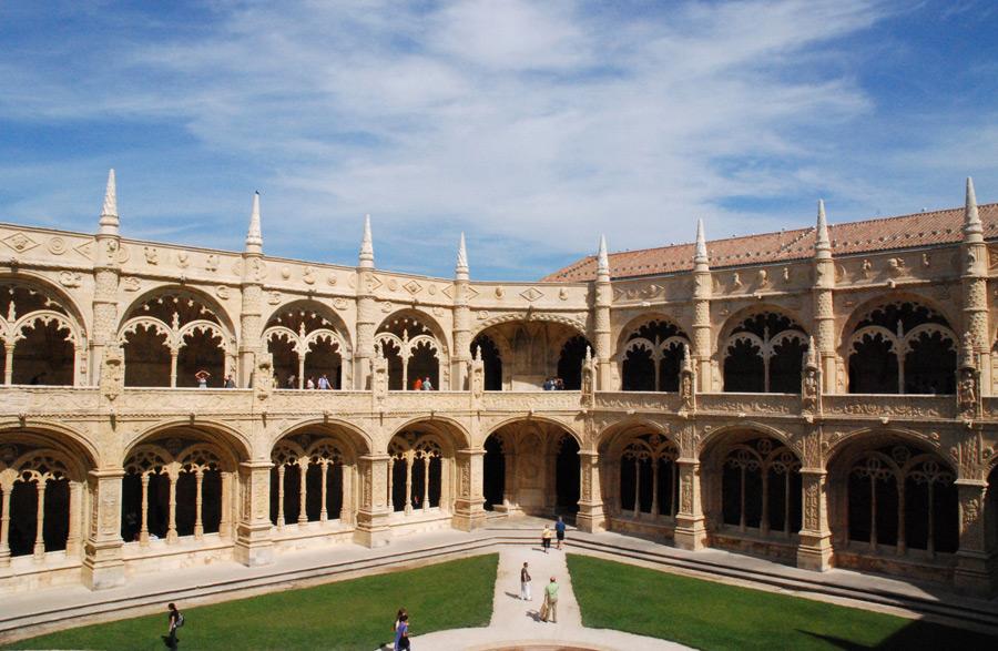 Weltkulturerbestätten in Lissabon