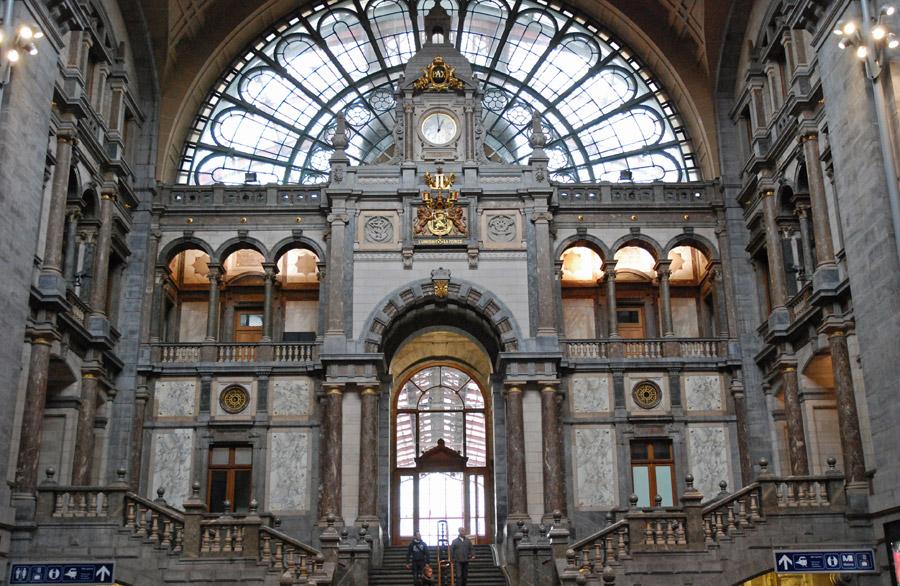 Flandern: Antwerpen