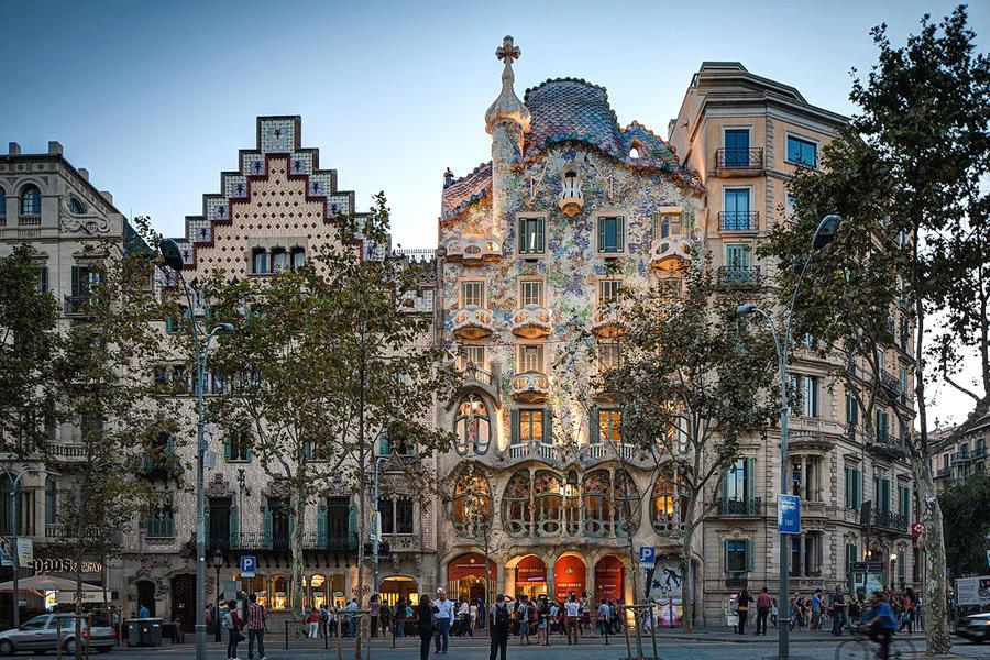 Der Modernisme in Barcelona