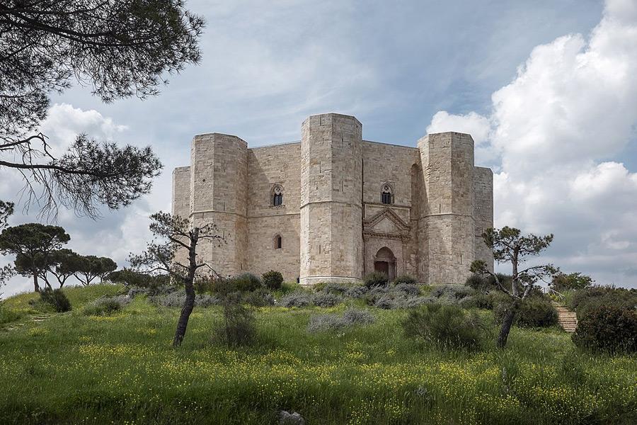 Apulien architektonisch