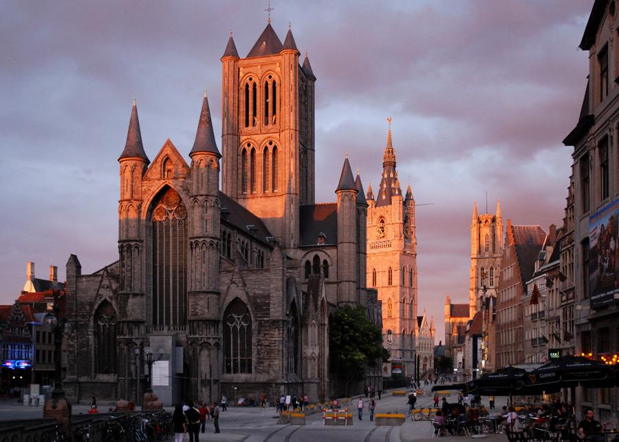 Gent – Das historische Herz Flanderns