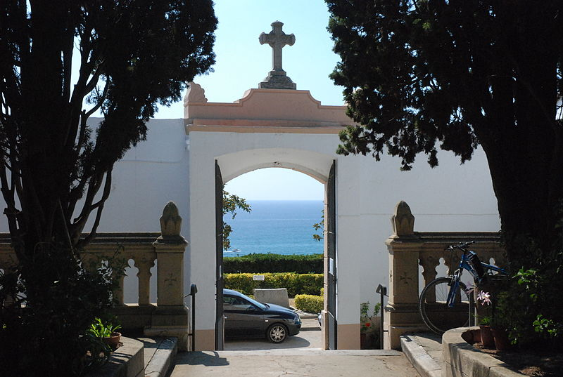 Modernisme auf katalanischen Friedhöfen