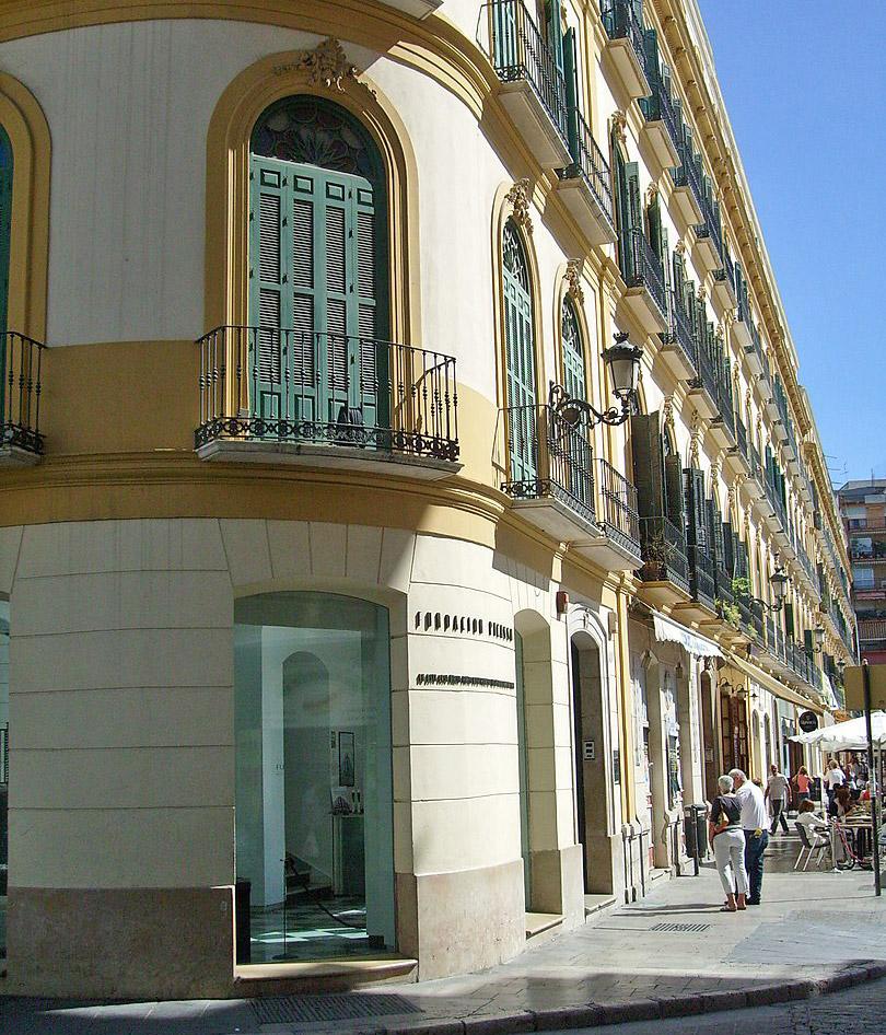 Andalusien: Málaga