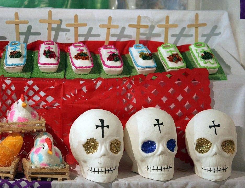 Totenfest in Mexiko
