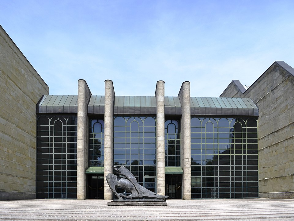 Die drei Münchener Pinakotheken