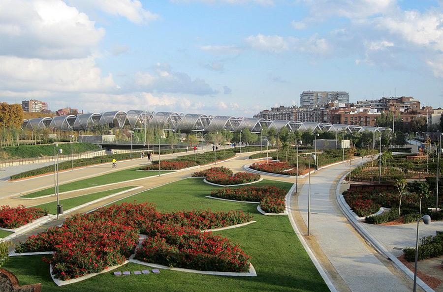 Madrid im Wandel