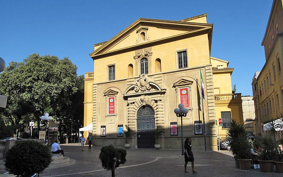 Pesaro musikalisch