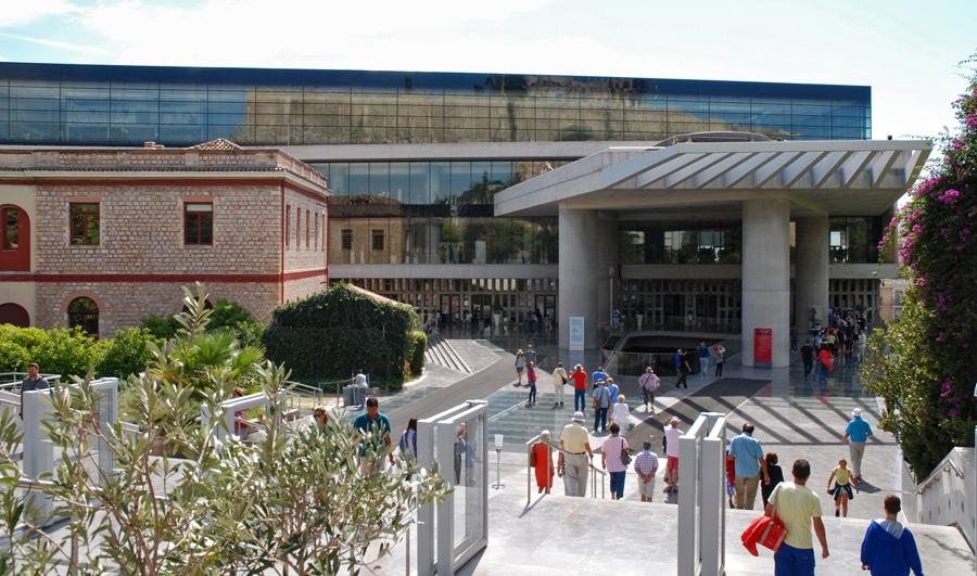 Athen: Antike trifft Moderne