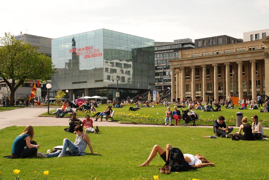 Das Kunstmuseum Stuttgart