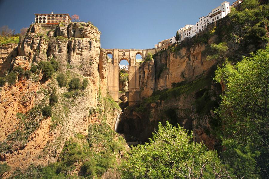 Die weiße Stadt Ronda
