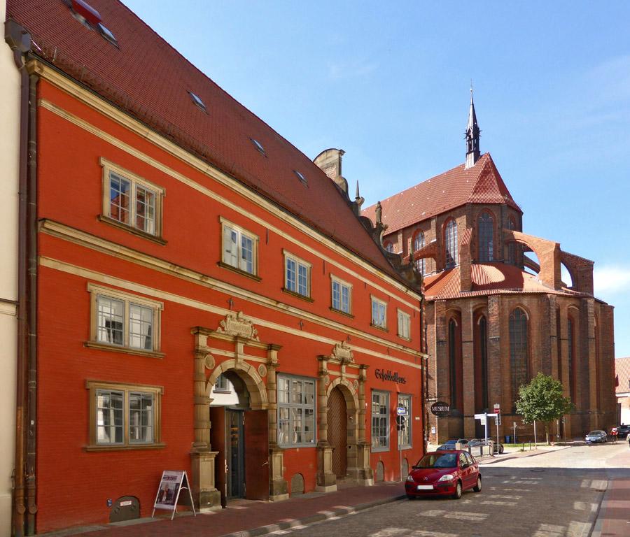 Wismar und Stralsund