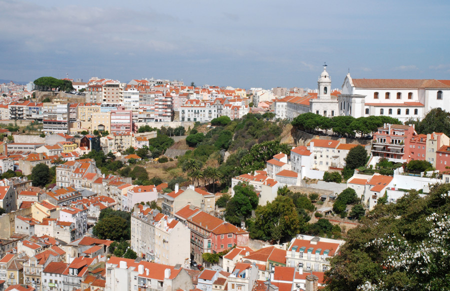 Lissabons grüne Oasen