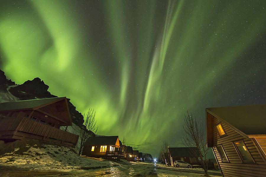 Faszinierende Polarlichter