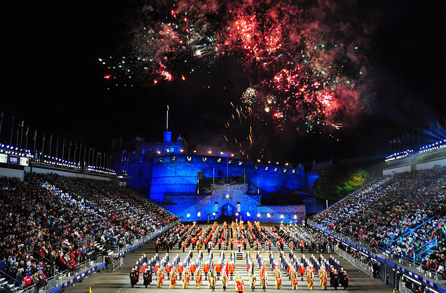 Das Edinburgh-Festival