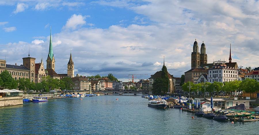 Zürich: Kunst und Lebensqualität