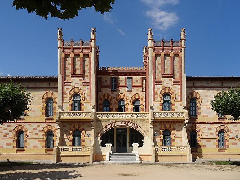 Modernisme in der Provinz Girona