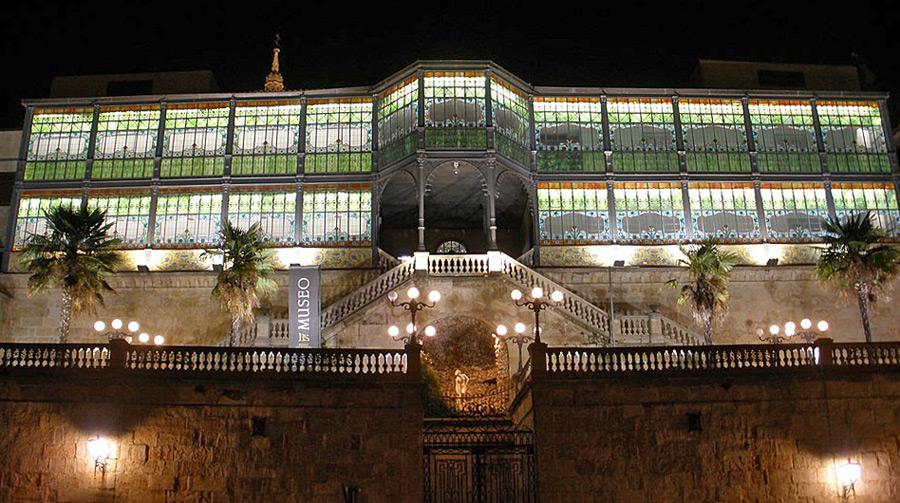Modernisme in Salamanca