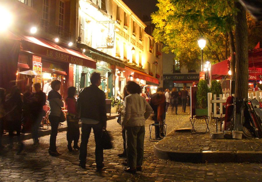 Montmartre – Das Pariser Viertel der Künstler