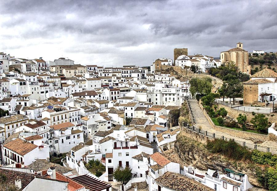 Andalusien: Die Route der weißen Dörfer